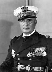 Адмирал Франсуа Дарлан