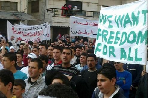оппозиция Сирии